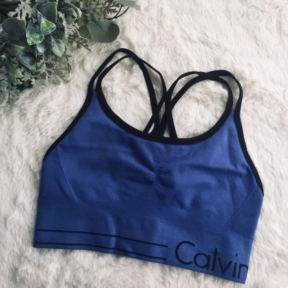 87f86376487 Calvin Klein Other - CK Performance Sports Bra